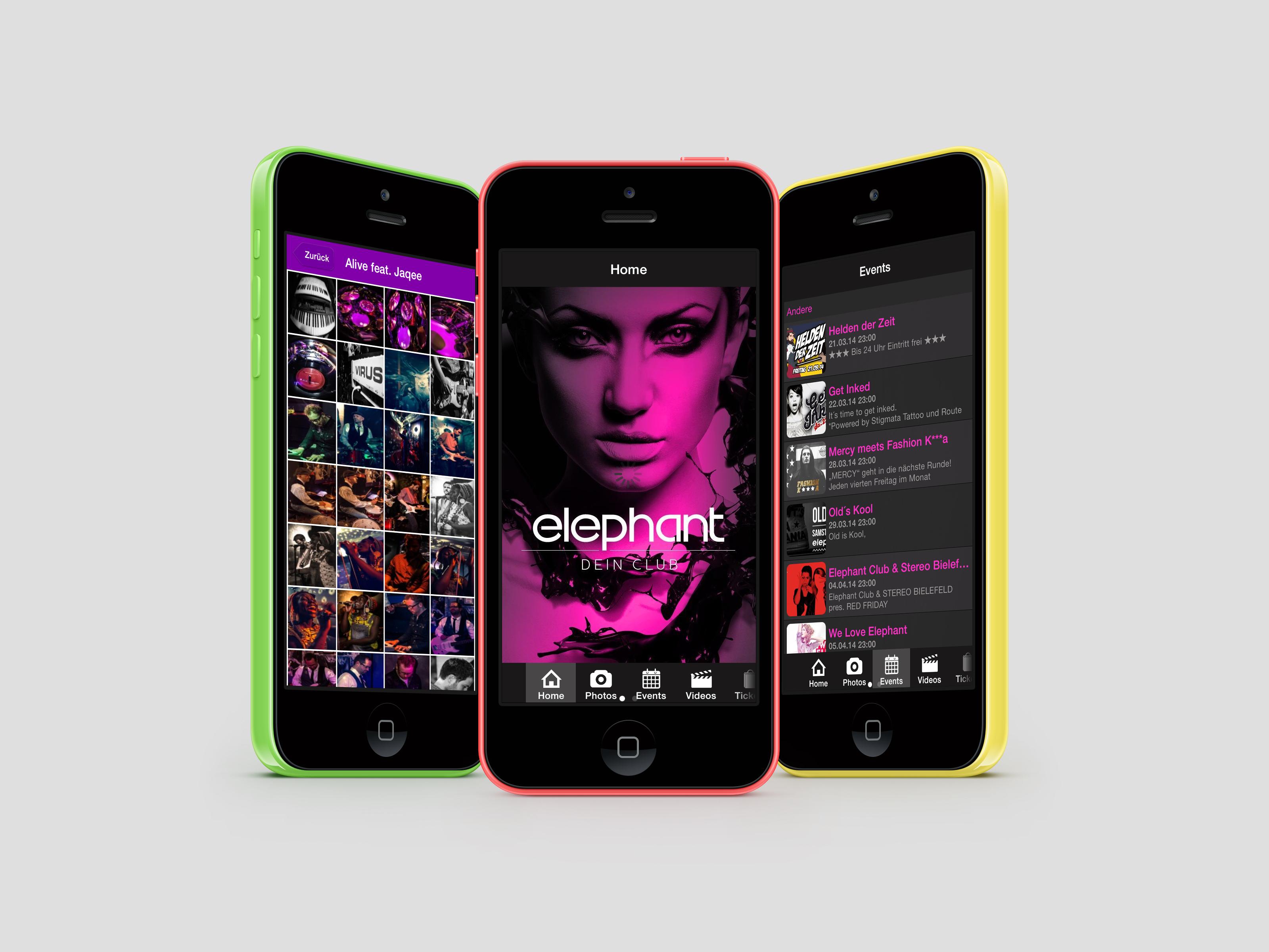 MBG AppMaker - Die Android und iOS App Lösung für Gastronomie und Nightlife